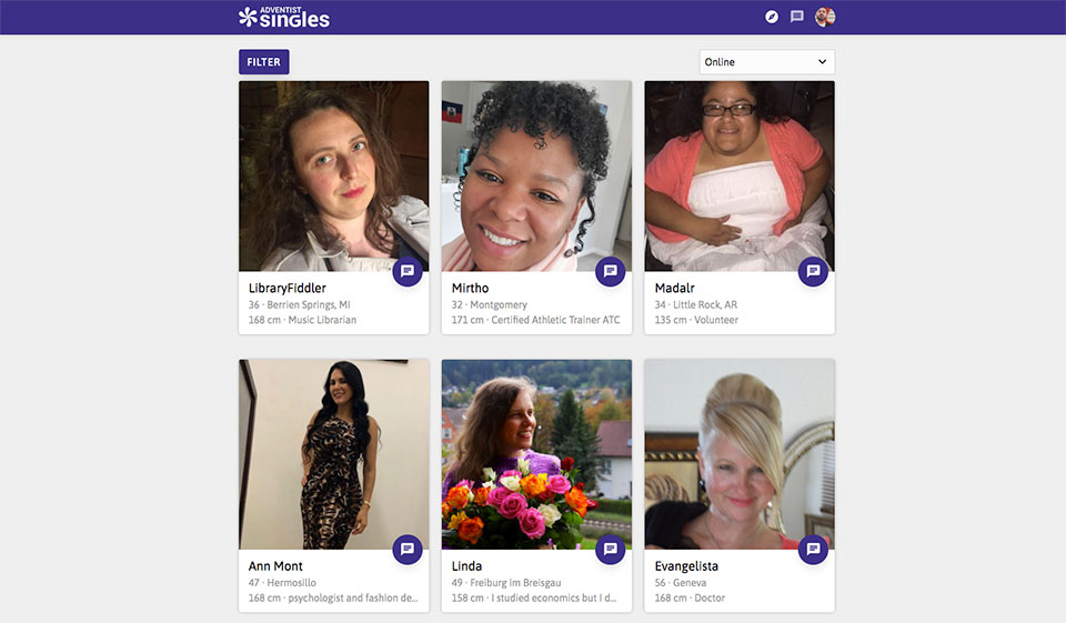Adventist singles online