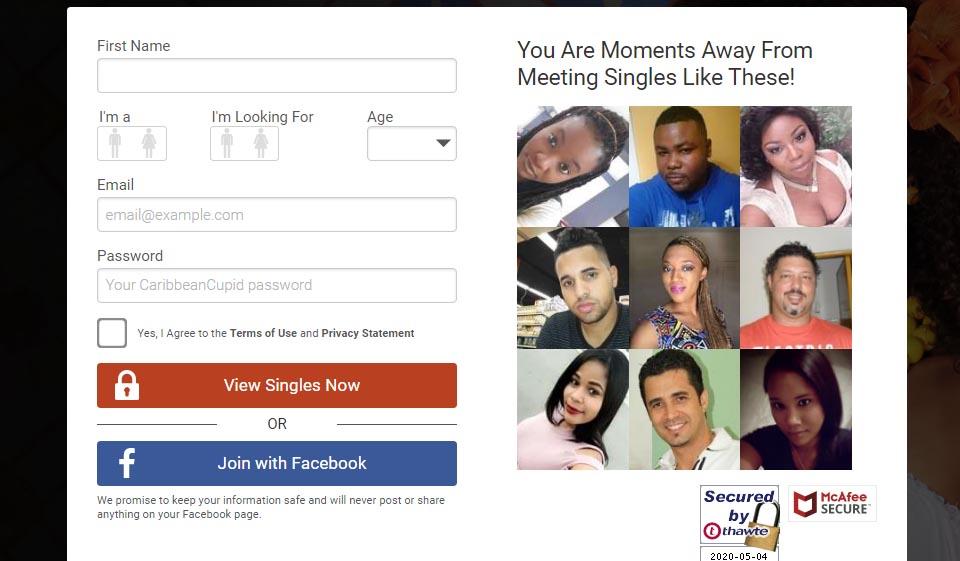 caribbean singles dating