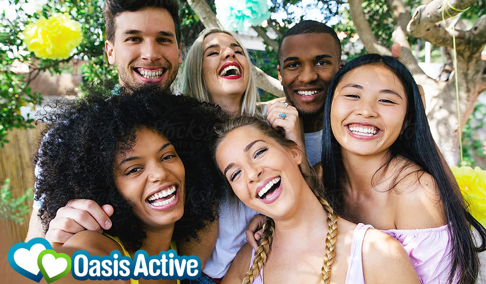 Oasis Active Review 2021 – a Perfect Site for Teens and Young Adults