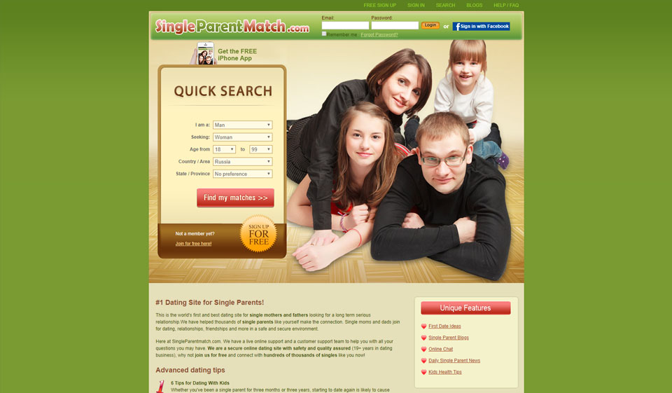 SingleParentMatch Review 2021 – A Perfect Dating Site for Single Parents or a Scam?