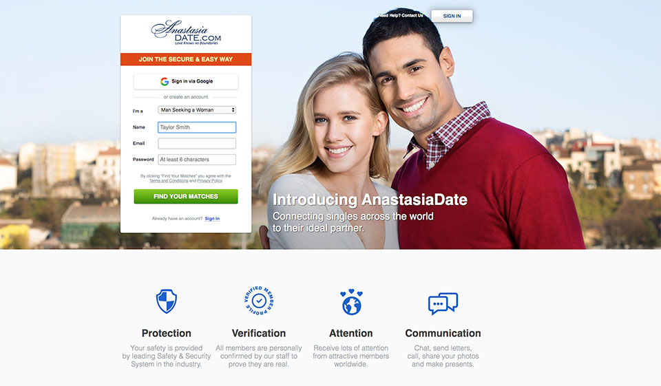 AnastasiaDate Review 2021 – Perfect or Scam?