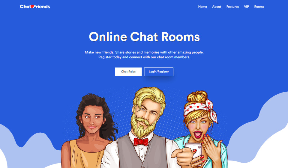 Chat Friends: Review 2021 – Perfect or Scam?