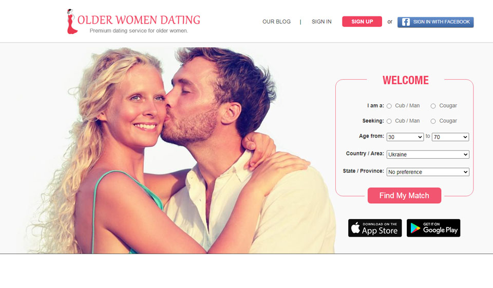 Older Women Dating Review 2021 — Perfect or Scam?