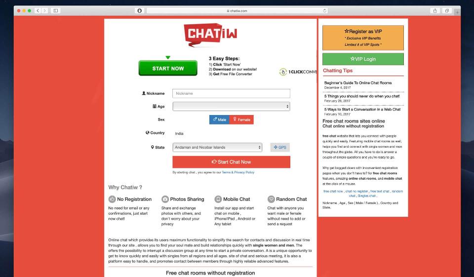 Chatiw im Test 2021