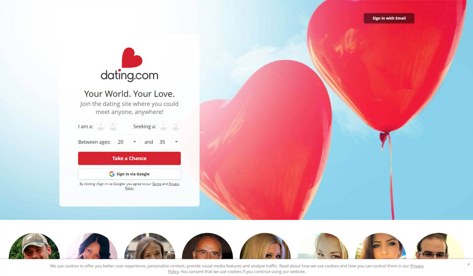 Dating.com Review 2021 — Perfect or Scam