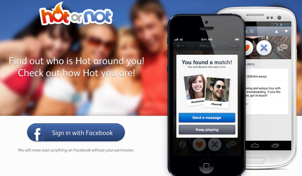 Hot or Not im Test 2021