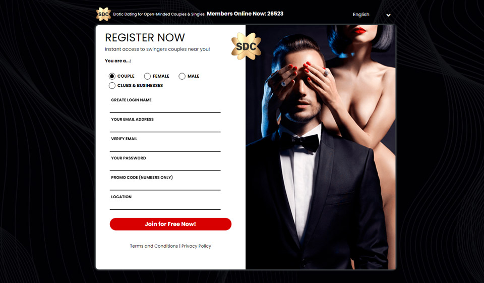 Swingers Date Club aka SDC Review 2021 – Can You Call It Perfect or Scam?