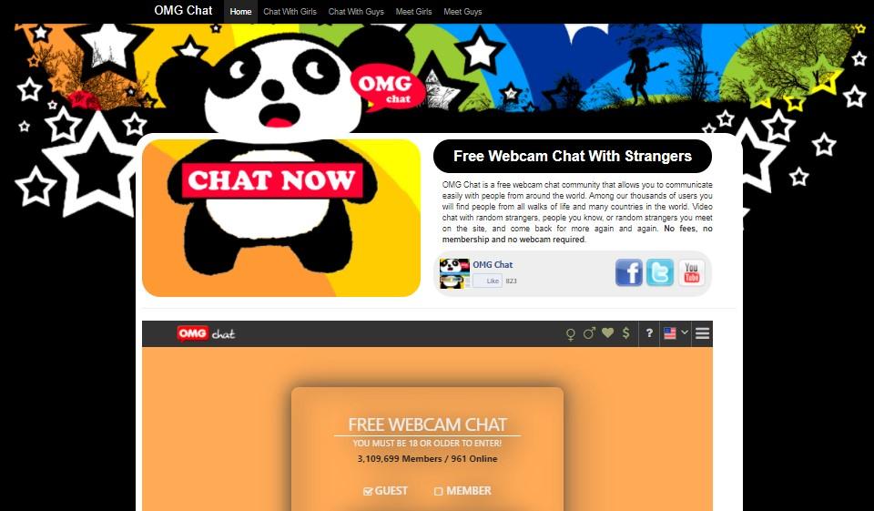 Revisión de OMGChat